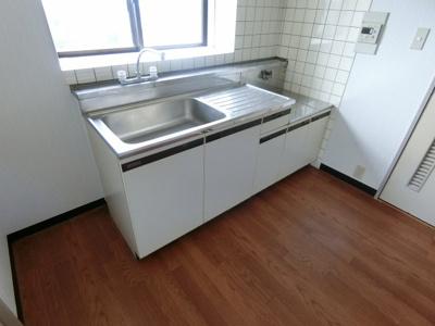 【キッチン】サンブンハイツ