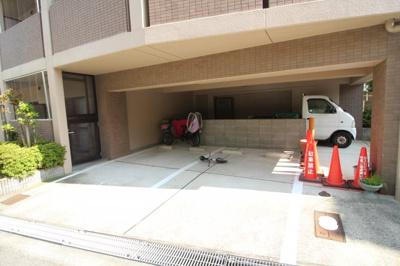 駐車場 要空き確認