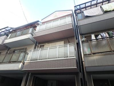 【外観】西堤本通東貸家