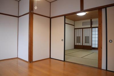 【洋室】戸川町中古住宅 4DK