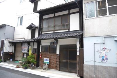 【外観】戸川町中古住宅 4DK