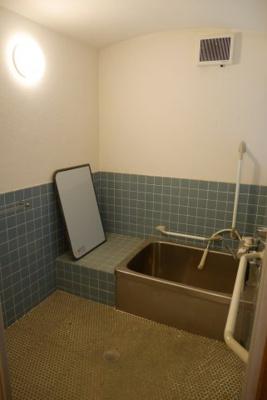 【浴室】戸川町中古住宅 4DK