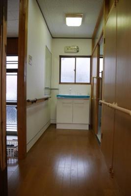 【独立洗面台】戸川町中古住宅 4DK