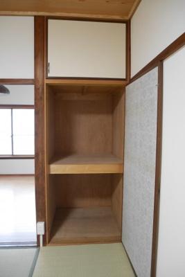 【収納】戸川町中古住宅 4DK