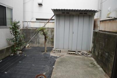 【庭】戸川町中古住宅 4DK