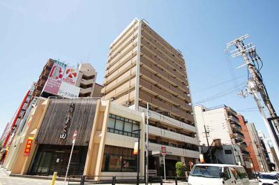 南海高野線『堺東』駅まで徒歩10分のお買い物便利な立地♪小学校まで300mなので通学も楽々♪