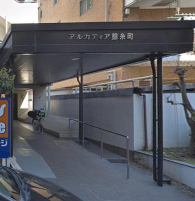 【外観】アルカディア錦糸町 3階 角部屋 リノベーション済