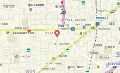 【地図】池川第3ビル