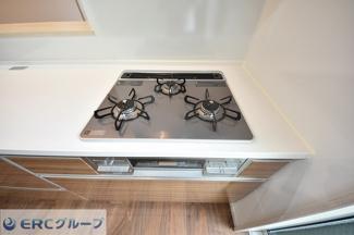 【キッチン】灘区篠原中町 新築一戸建て