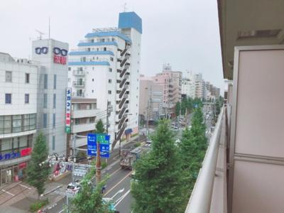【展望】ファミール八雲