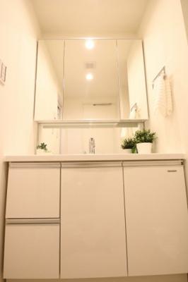 【独立洗面台】ファミール八雲