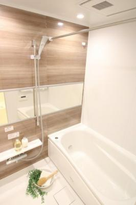 【浴室】ファミール八雲