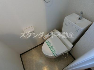 【トイレ】センティ天満橋