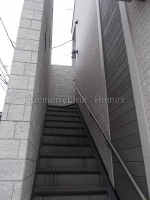 リヴィエール高田馬場の階段★