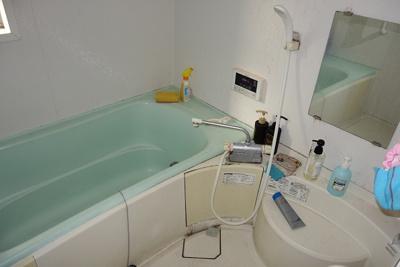【浴室】北区大北山原谷乾町 中古戸建
