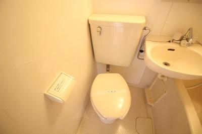 【トイレ】シャルマンフジ灘弐番館