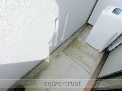 【バルコニー】メープル西観音