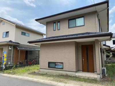 【外観】岩倉花園町 平成25年築