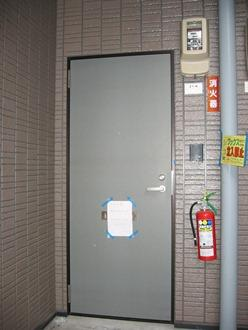 【玄関】スライブ新宿
