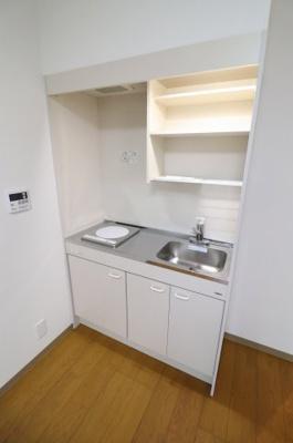 【キッチン】パインポルテ国立