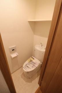 【トイレ】パインポルテ国立