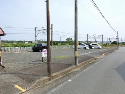 【外観】亀山市井田川町駐車場