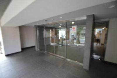 【エントランス】東灘スカイマンション