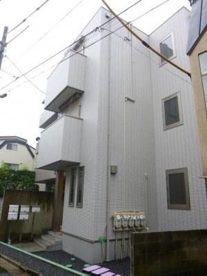 【外観】渋谷ハウス