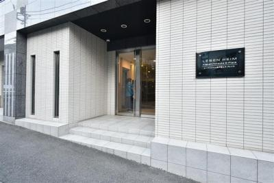 【エントランス】レーベンハイム東戸塚エス・プレイス