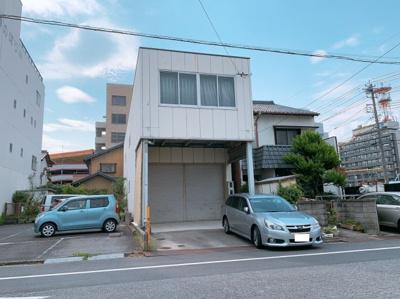 【駐車場】唐沢町倉庫付事務所