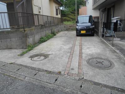【外観】旭区川島町土地