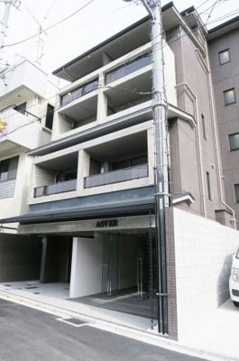 【外観】アスヴェル京都東寺前Ⅱ