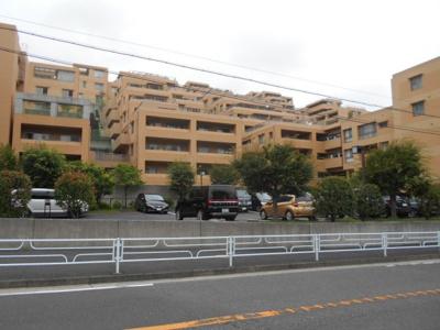 【外観】東急ドエル・横浜ヒルサイドガーデン五番館