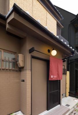 【外観】東福寺 京町家風ゲストハウス