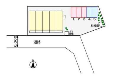 【駐車場】ソレッジャート