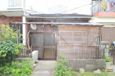 【外観】庄本町3丁目平屋