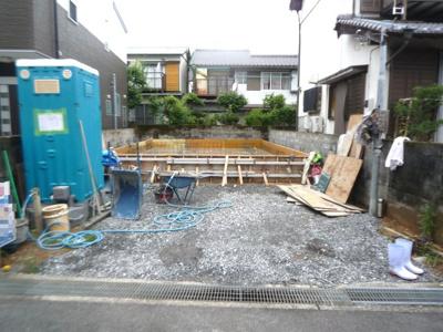 【外観】高知市愛宕町新築戸建