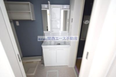 【洗面所】あんしん+衣摺08-7001