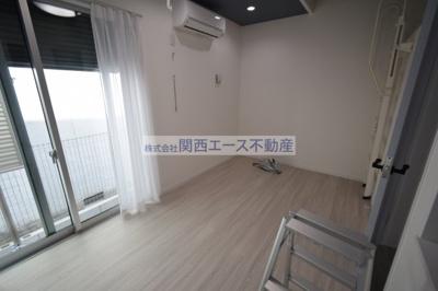 【寝室】あんしん+衣摺08-7001