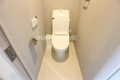 【トイレ】ファインセントレオシティ