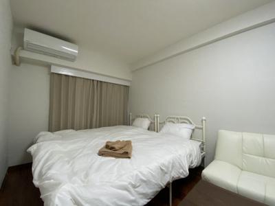 【寝室】新宿グリーンプラザ