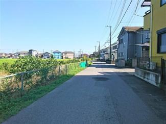 ■東側約5.6m公道