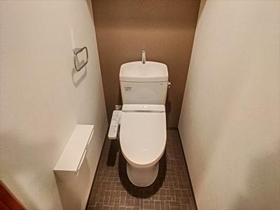 ネクストオーク大名(1K) トイレ