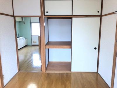 【収納】三宅第二アパート