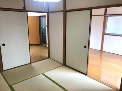 【和室】三宅第二アパート