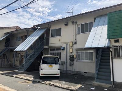 【外観】三宅第二アパート
