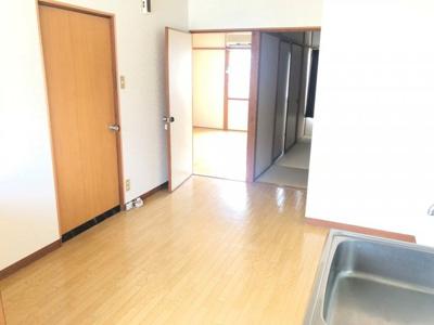 【居間・リビング】三宅第二アパート