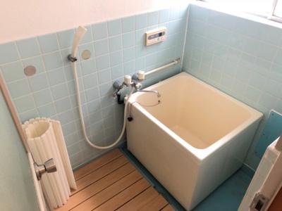 【浴室】三宅第二アパート