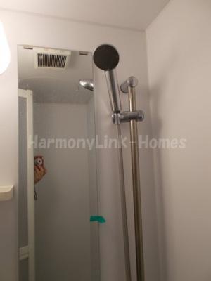 グランドソレーユ西新井のすっきりとしたシャワールームです☆