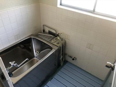 【浴室】三宅第五アパート